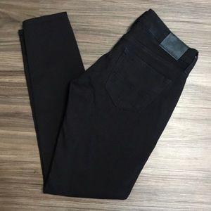 Lucky Brand Charlie Capri 0/25 black jeans